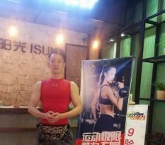 职业健身教练就业明星(黄建国)