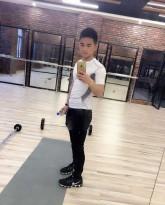 职业健身教练就业明星(曹武)