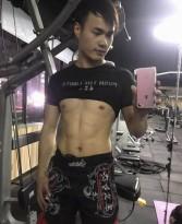职业健身教练就业明星(徐观锋)