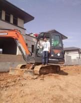 挖掘机驾驶与维护就业明星(王波)