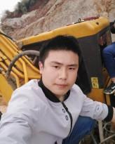 挖掘机驾驶与维护就业明星(欧阳飞)