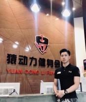 职业健身教练就业明星(刘志龙 )
